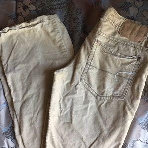 NWT American eagle corduroy pants